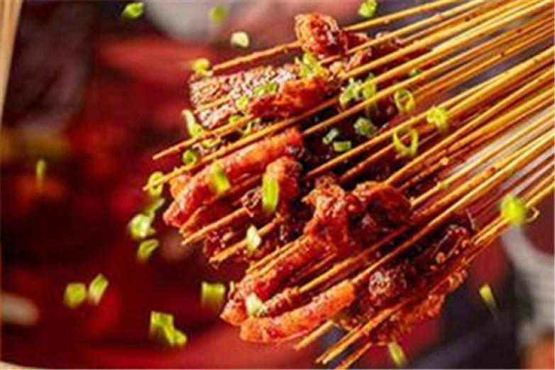 昔食記燒烤串串加盟