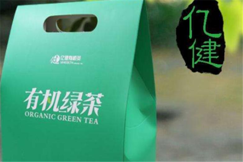亿健茶业加盟
