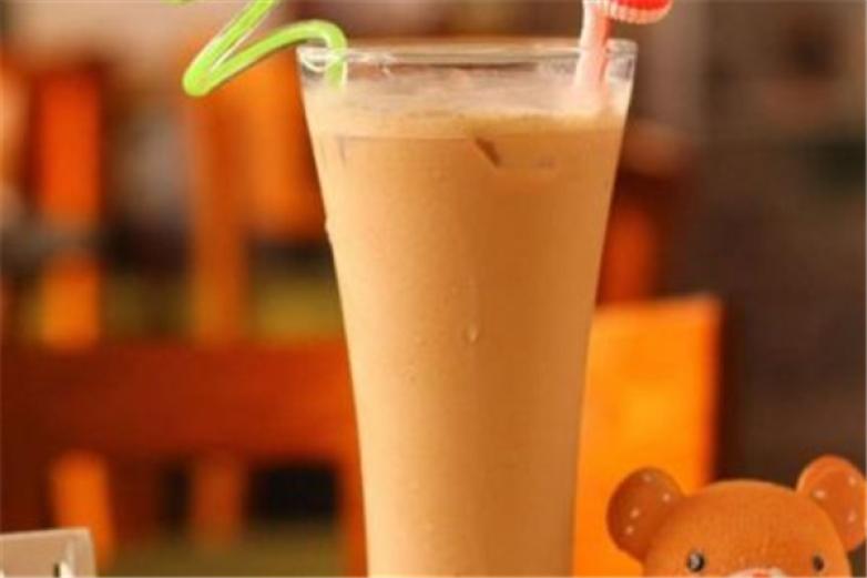 街尚奶茶饮品加盟