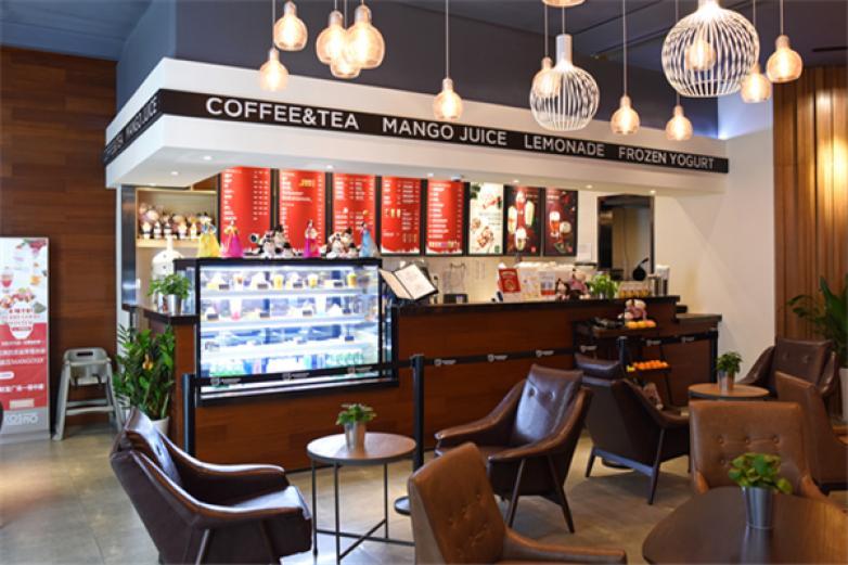 欧洲房子咖啡店加盟