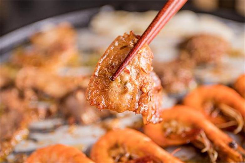 探烧韩式烤吧加盟