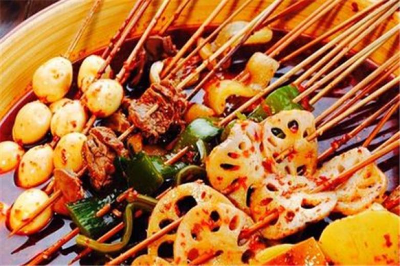 碼頭之尚砂鍋串串香加盟