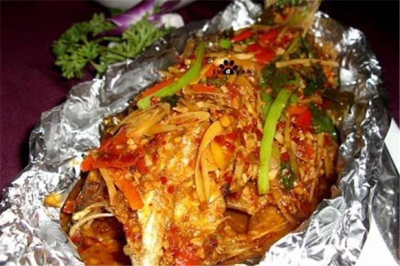 泰烧泰式烤鱼加盟