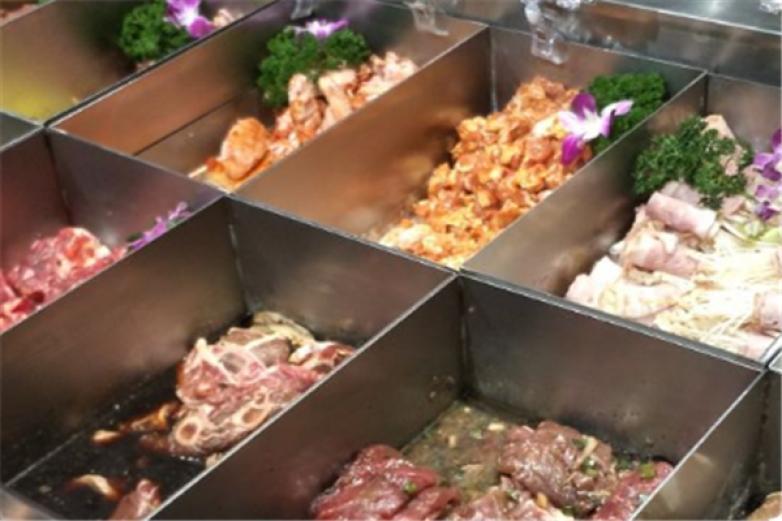 柒佰家火锅海鲜烤肉加盟