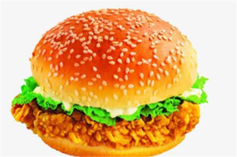 德香堡炸鸡汉堡店加盟