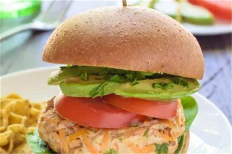 蔬力堡素食汉堡加盟