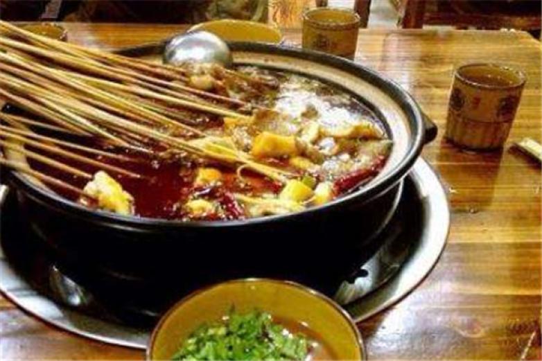 重慶砂鍋串串加盟