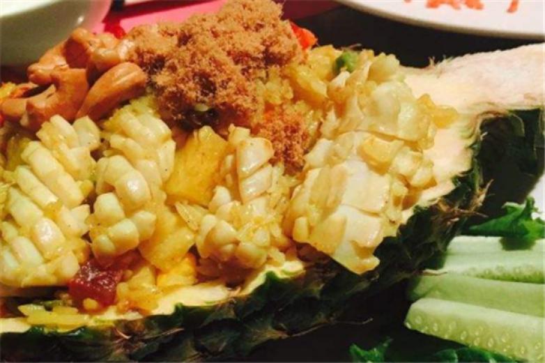 藏珑泰极泰国菜加盟