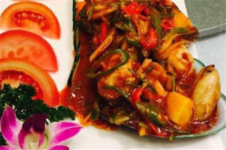 阿诺泰泰国菜加盟