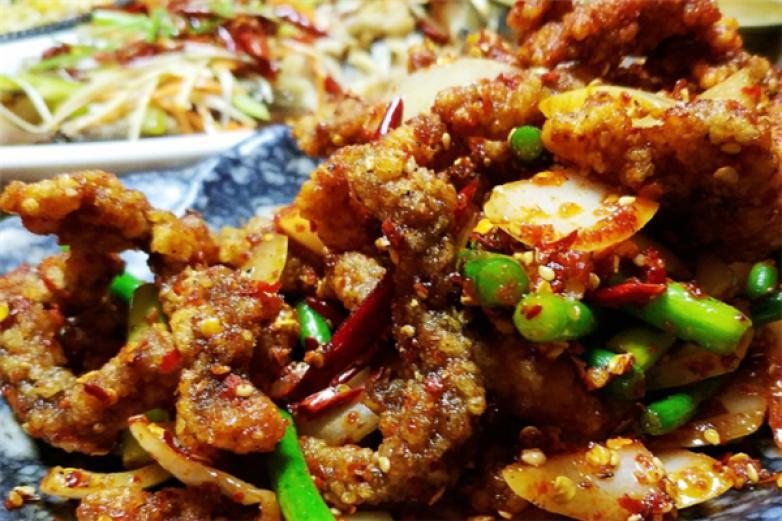 江泉道韓餐韓國料理加盟