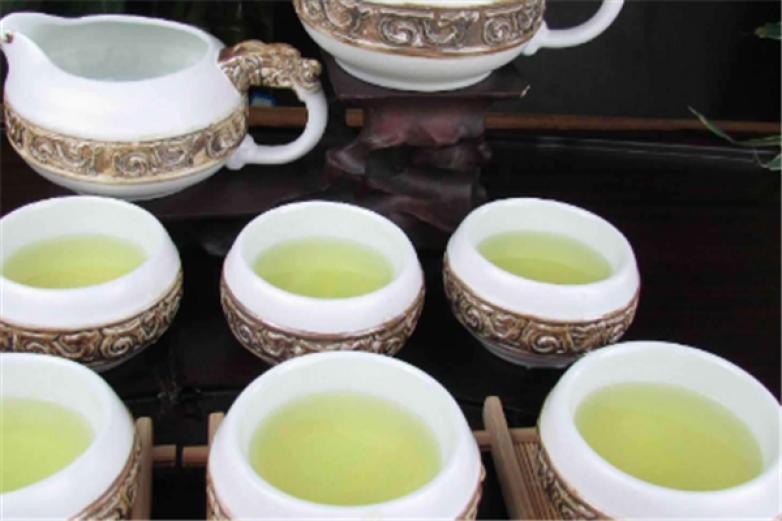 长南茶业加盟