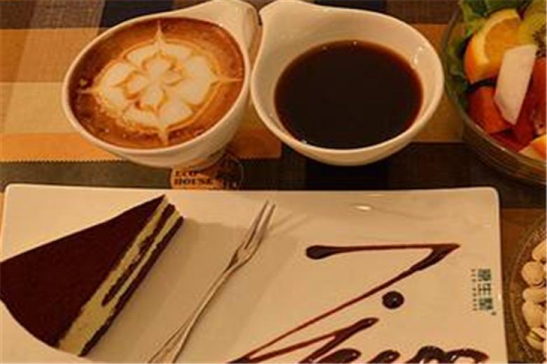 原生墅咖啡店加盟