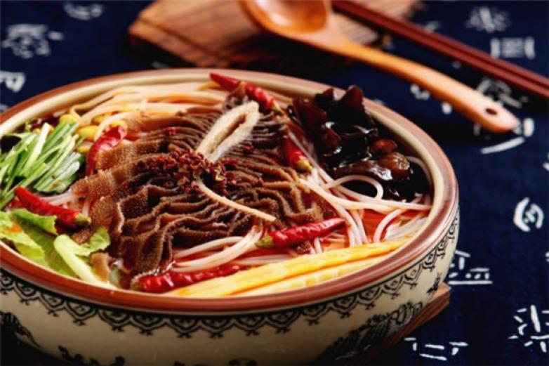 食菋故事米线加盟