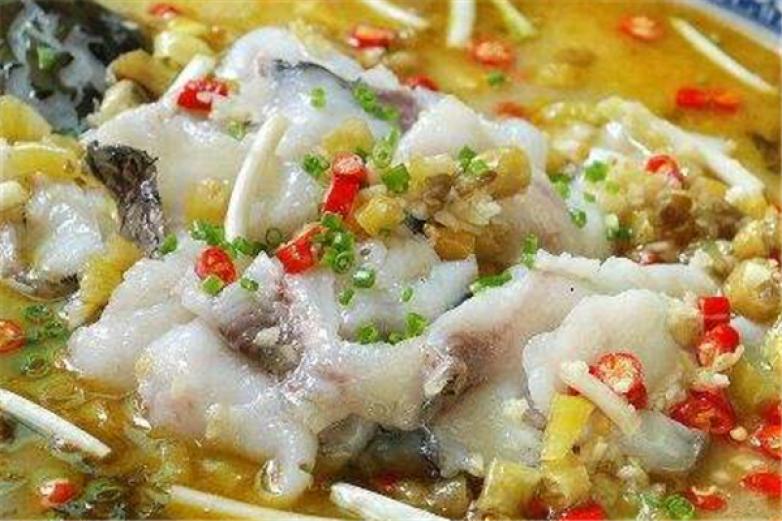 农夫鱼塘酸菜鱼加盟