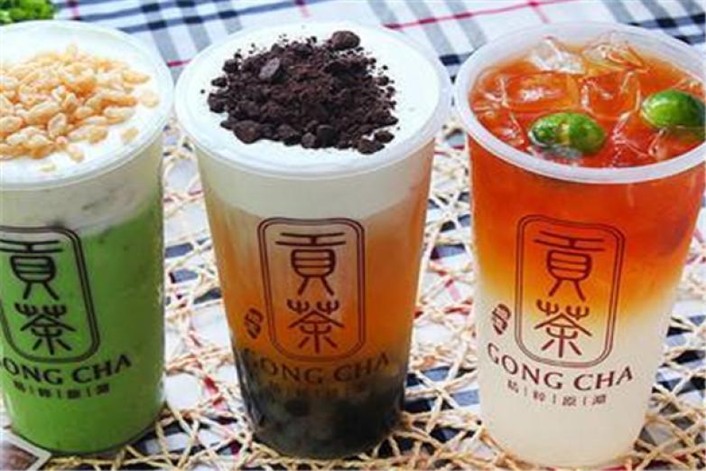 趣道贡茶加盟