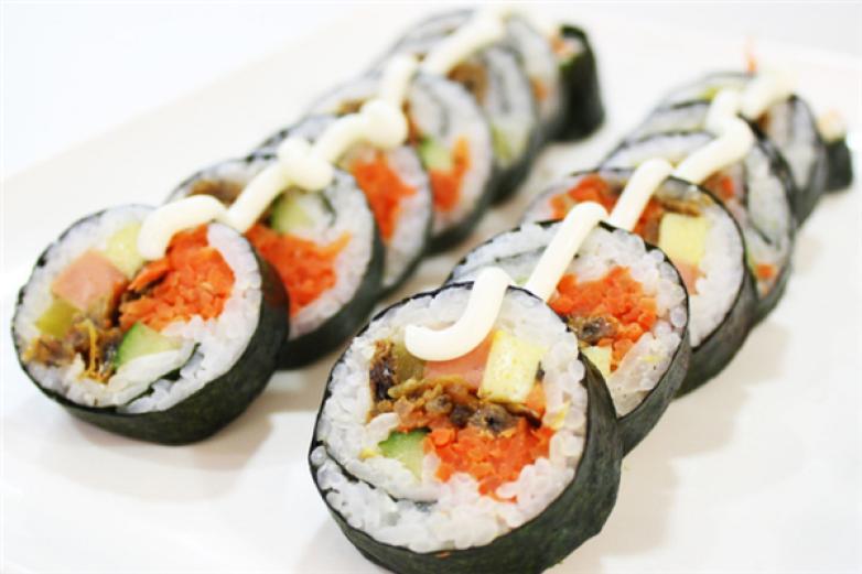 韩紫紫菜饭加盟