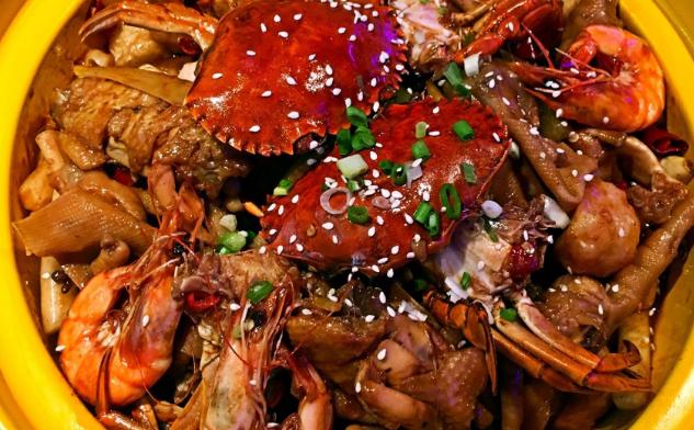 多嘴肉蟹煲加盟多少钱