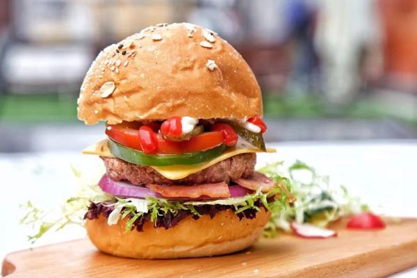 大漢堡加盟費多少錢