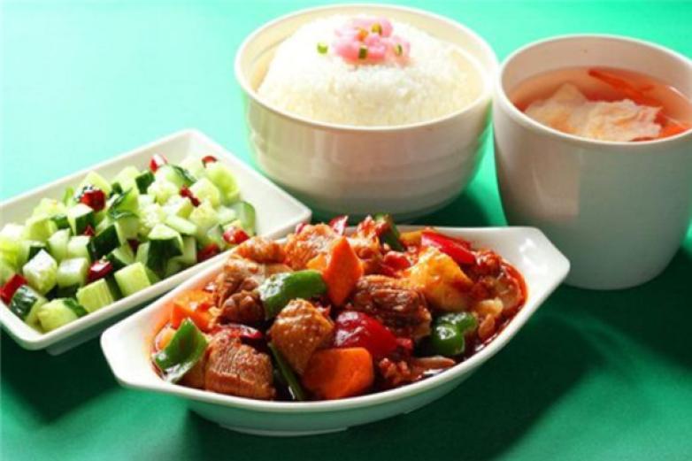 豪貝軒中式快餐加盟