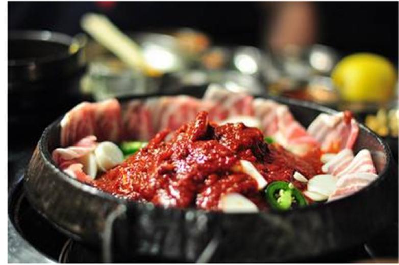 江泉道韩式料理加盟