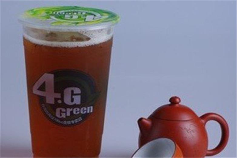四两绿茶饮加盟