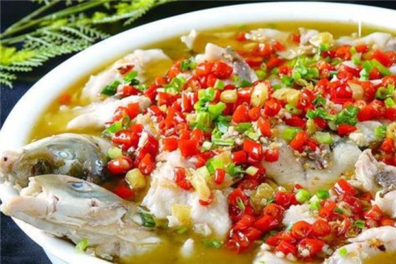 袍江酸菜鱼加盟