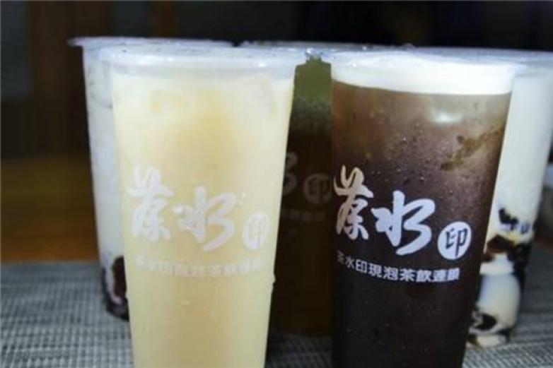 茶水印加盟