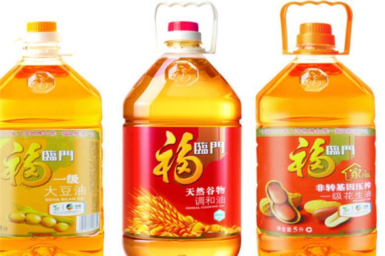 中粮福临门食用油加盟
