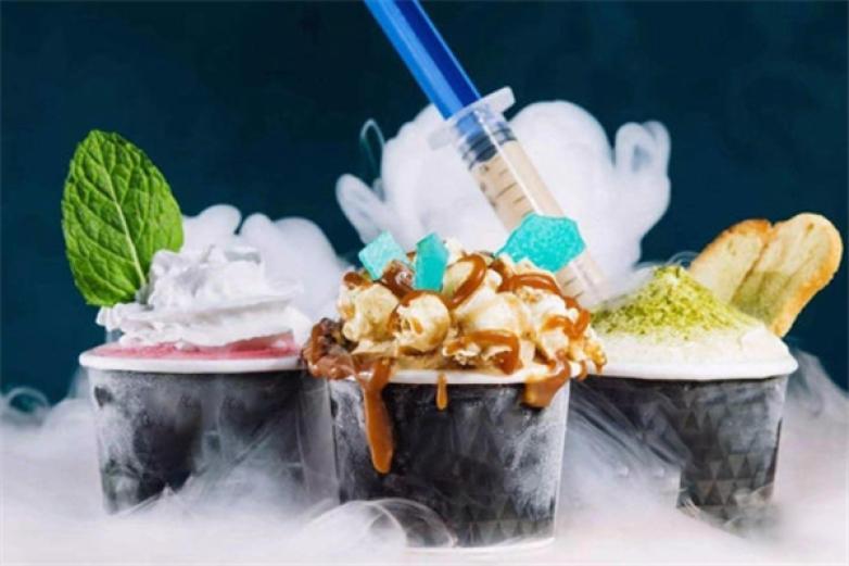 冒烟冰淇淋店加盟
