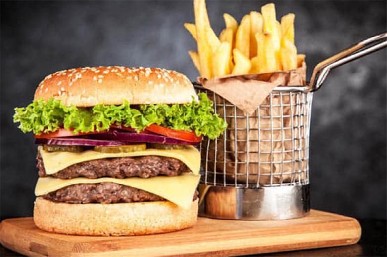 貝克漢堡西餐小吃加盟