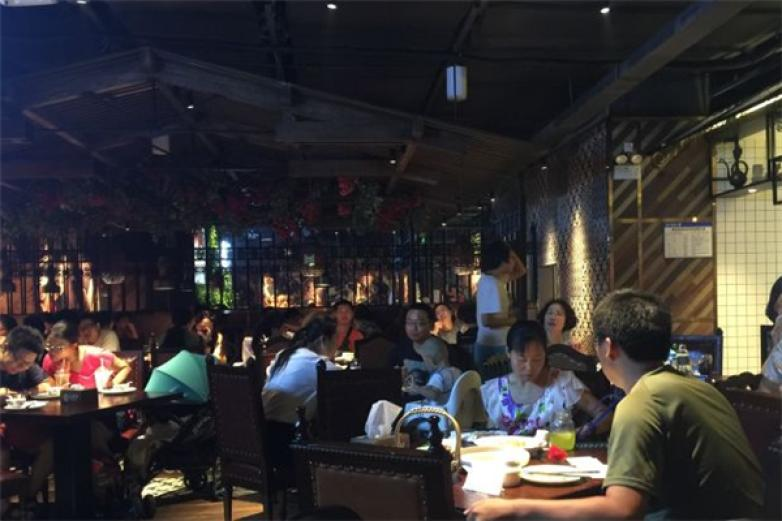 火宴山新疆菜来了加盟
