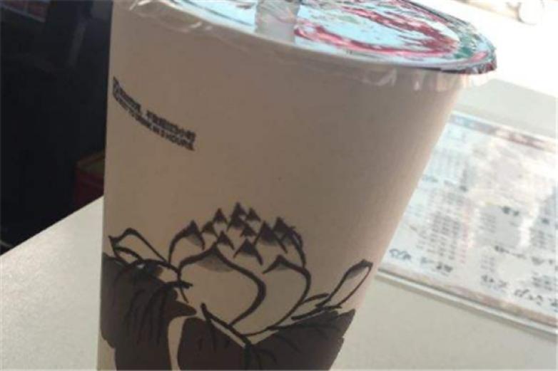 益禾堂醇香奶茶加盟