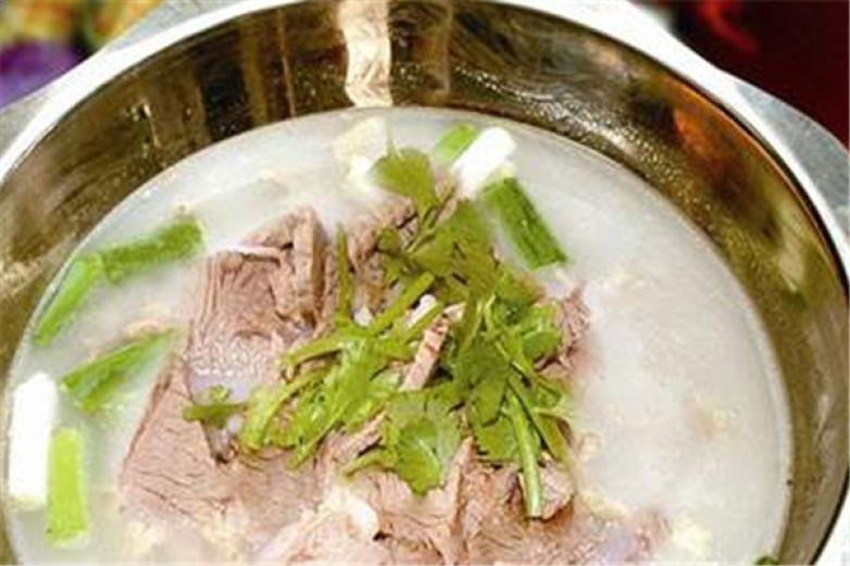 诚实羊肉汤锅加盟