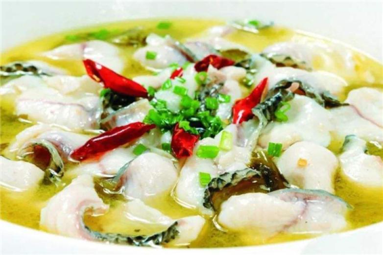 蜀缘酸菜鱼加盟
