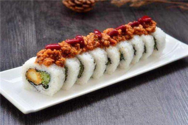 拿町转转寿司加盟