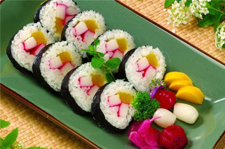 海稻寿司加盟