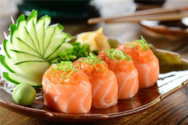 琦味寿司加盟