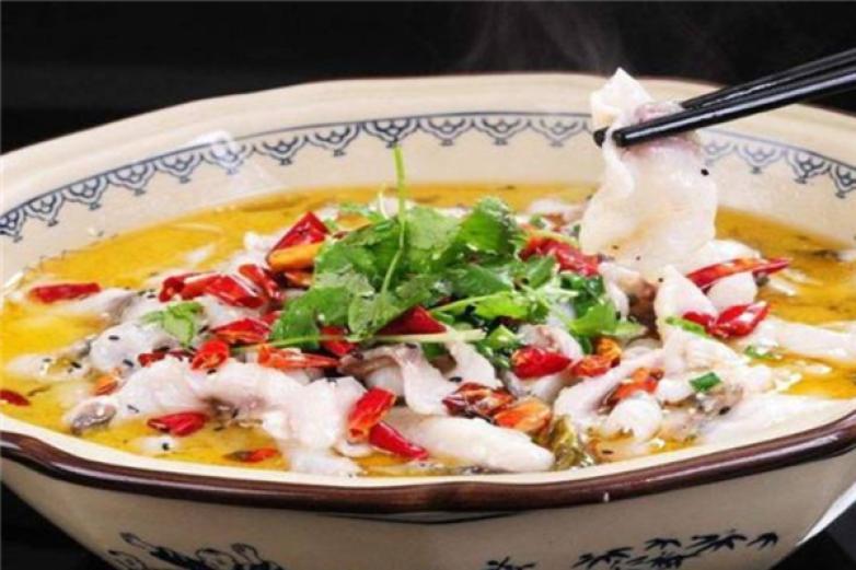 本格酸菜魚加盟