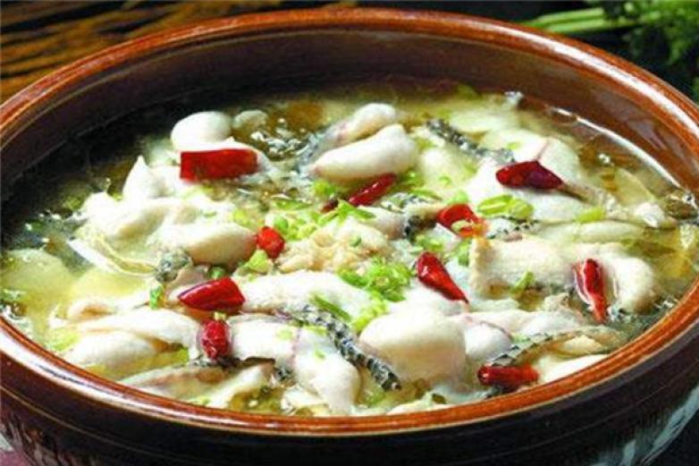 野山椒酸菜鱼加盟