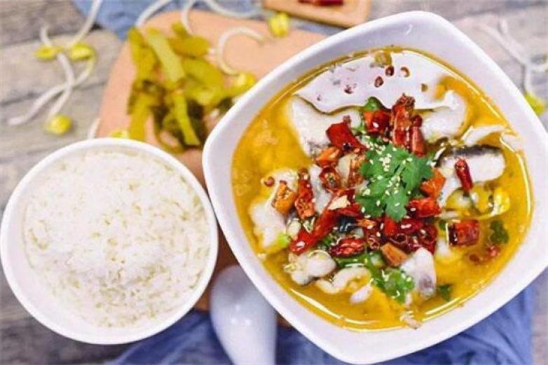 苏记酸菜鱼加盟