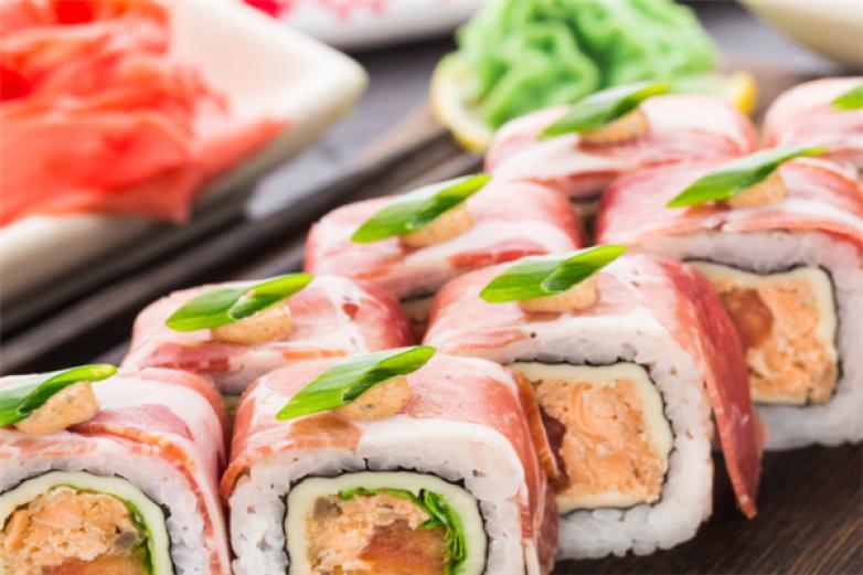 卖点寿司加盟