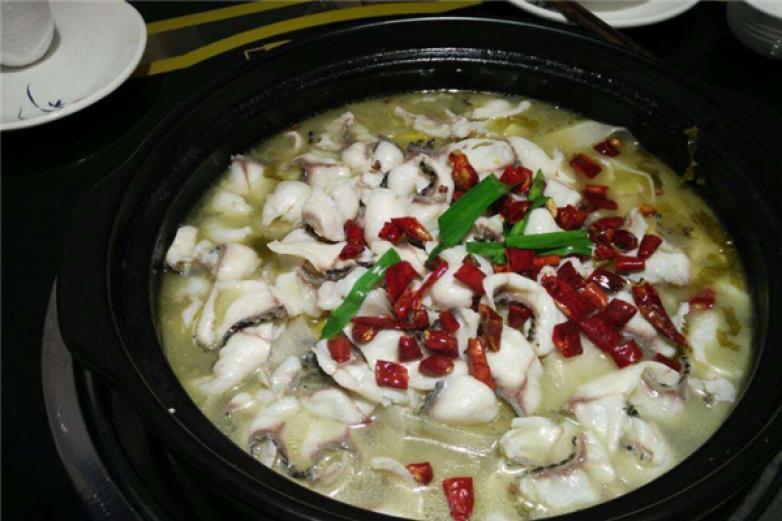 杨姐酸菜鱼加盟