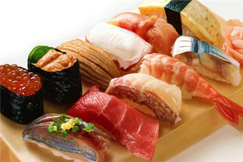 美人渔寿司加盟
