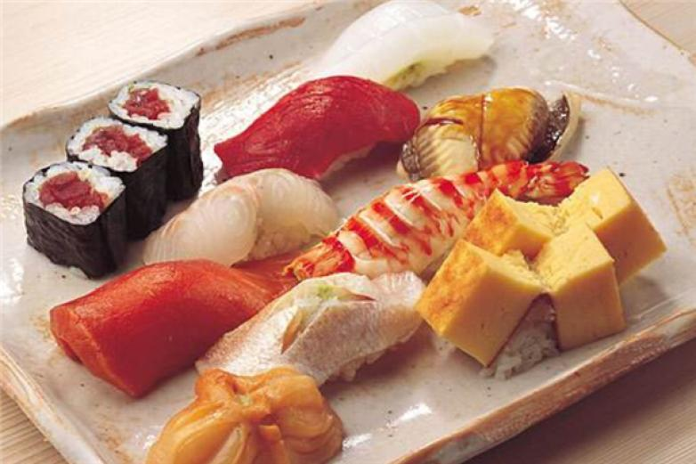 绿和回转寿司加盟