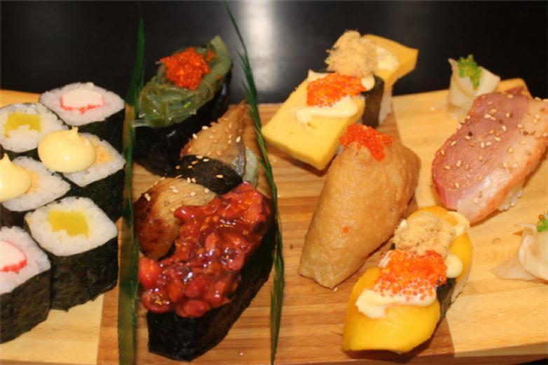 米亭寿司加盟