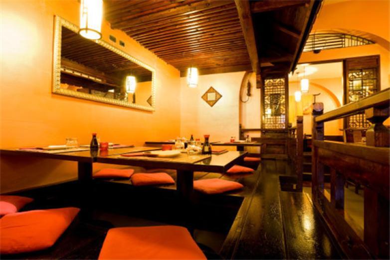 卯花寿司加盟
