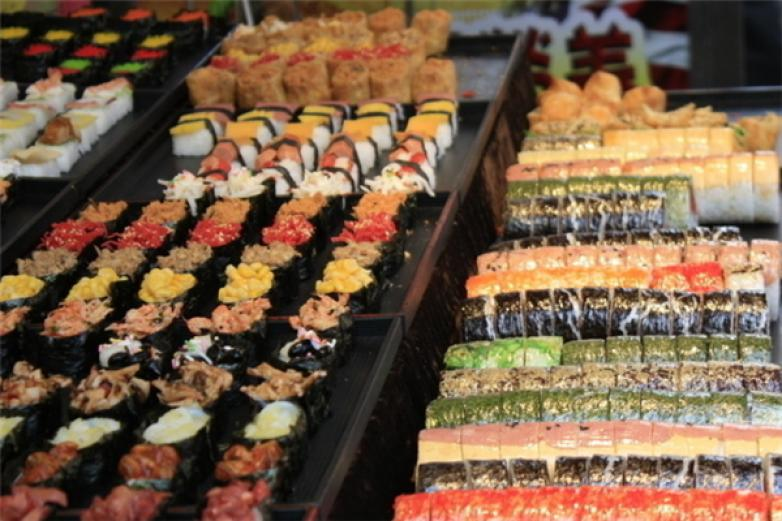 猫代寿司加盟
