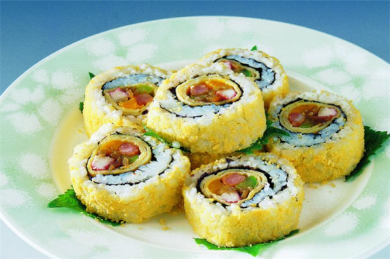 唯唯外带寿司加盟