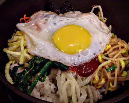 喜癸石锅拌饭