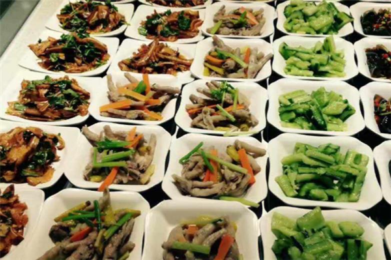 萊嘖香中式快餐加盟